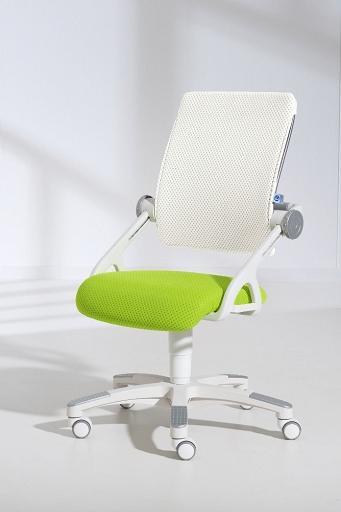 Krzesło Paidi Yvo Obrotowe Limonkowo Białe Salon Meblepl