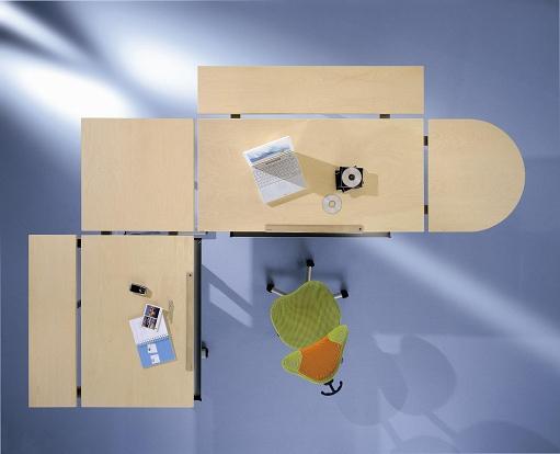 biurko paidi marco 2 105 cm salon. Black Bedroom Furniture Sets. Home Design Ideas